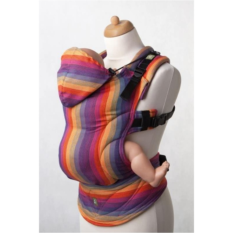 Préformé Baby - Sunset Rainbow - 60% coton / 40% bambou