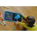 9 marqueurs colorées effaçables - Jaq Jaq Bird