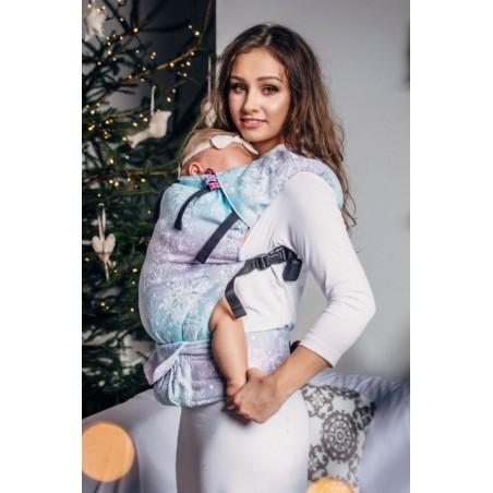 Porte bébé LennyUp - Glittering Snow Queen - Lennylamb