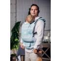 Porte bébé LennyUp - Artic Lace - Lennylamb