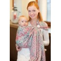 Sling Lennylamb Jacquard - Color of Friendship - 100% coton
