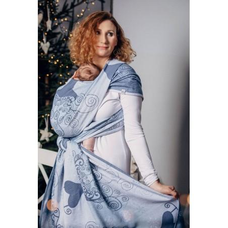 Echarpe Lennylamb - Winter Princessa (100% coton)