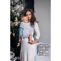 Wraptai - Taille Toddler - Little Herringbone Impression