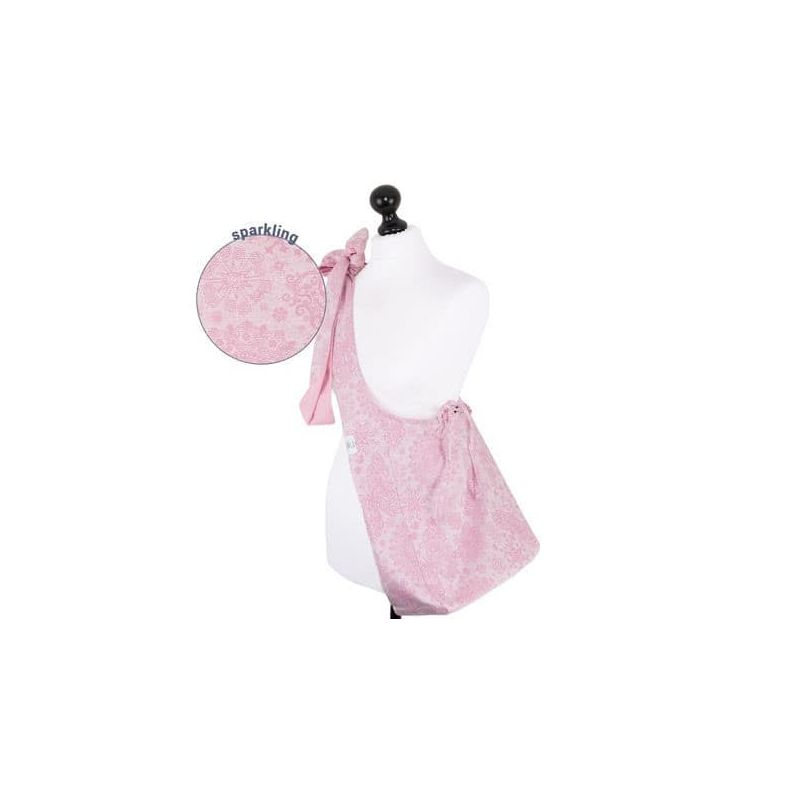 Sac bandoulière - Iced Butterfly - sparkling rose - Fidella
