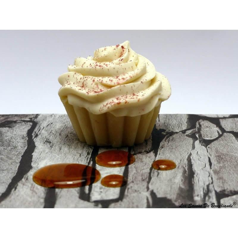 Savon Cupcake - Halloween - Les Savons de Brocéliande