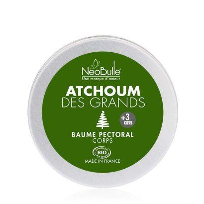 Atchoum des Grands, baume pectoral - Néobulle - 1
