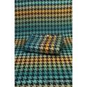 Echarpe Lennylamb - Pepitka Green & Yellow (100% coton)