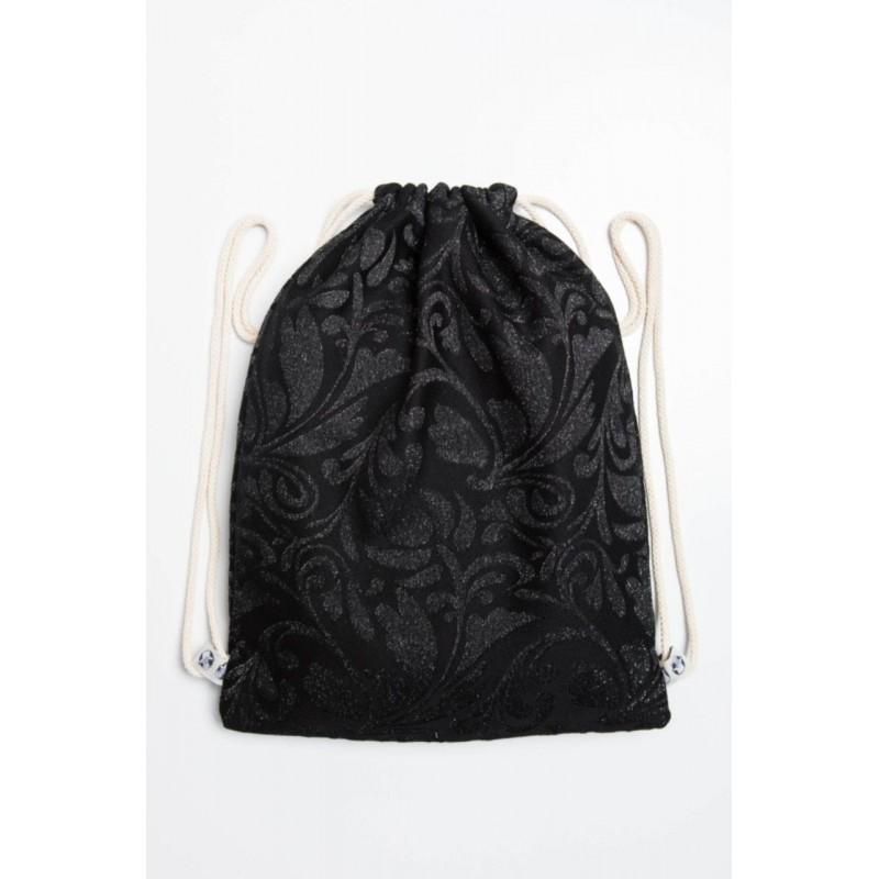 Sac en tissu d'écharpe Lennylamb - Night - 100% coton - 35cm x 45cm
