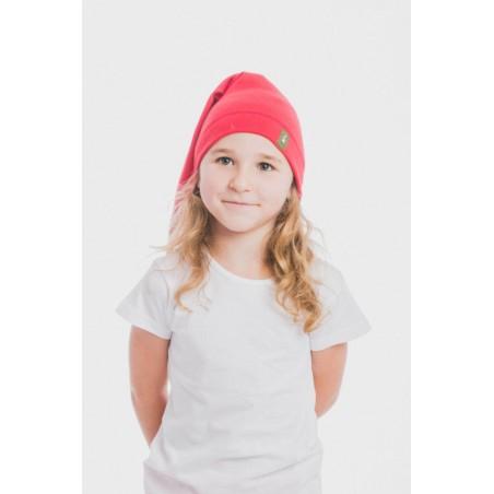 Bonnet de lutin en coton - Coloris Ruby - Lennylamb