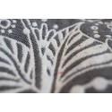 Echarpe Yaro - Ava Contra Grey Confetti - 100% coton