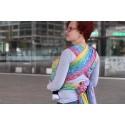 Echarpe Yaro - La Vita Spectrum Grad Soft Linen - 80% coton / 20% lin