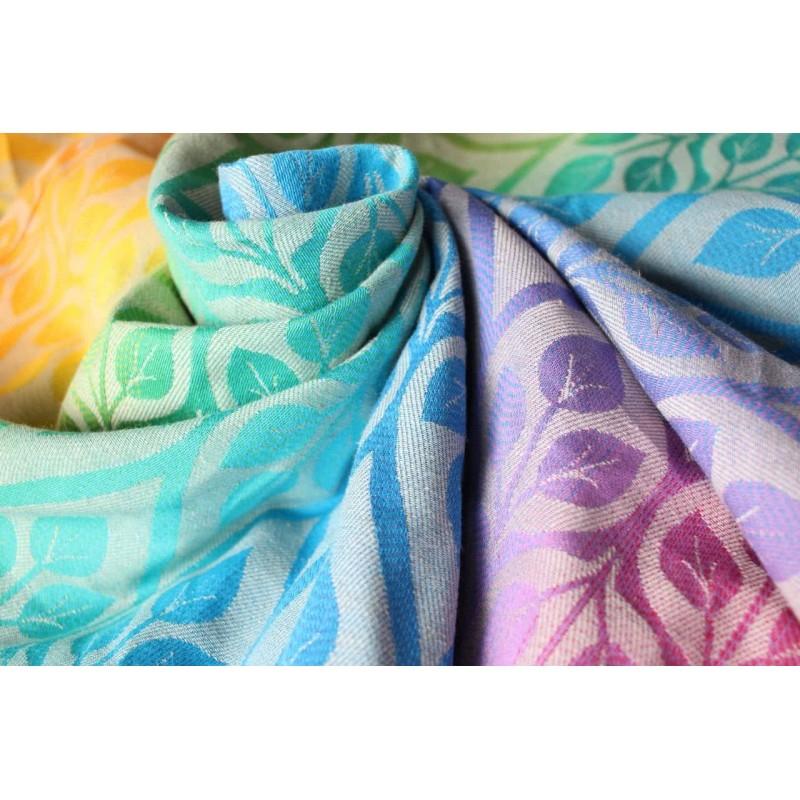 Sling Yaro - La Vita Spectrum Grad Soft Linen - 80% coton / 20% lin
