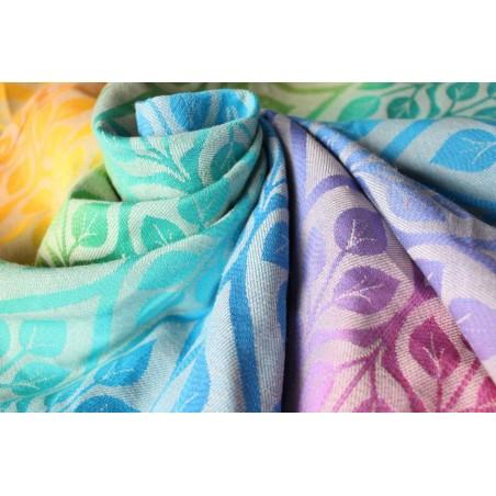 Sling Yaro - La Vita Spectrum Grad Soft Linen - 60% coton / 40% lin
