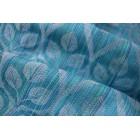 Echarpe Yaro - La Vita Aqua Random Linen - 70% coton / 30% lin