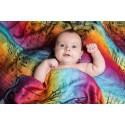 Lange bébé - Rainbow Lace Dark - Lennylamb
