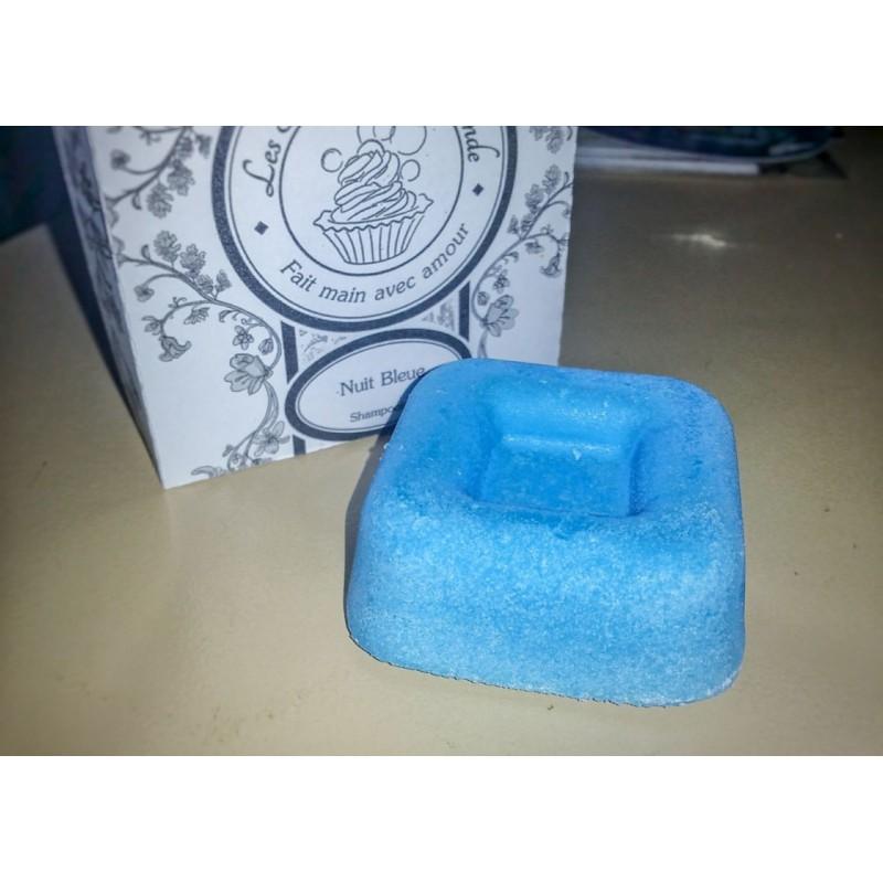 Shampoing solide - Nuit Bleue - Les Savons de Brocéliande