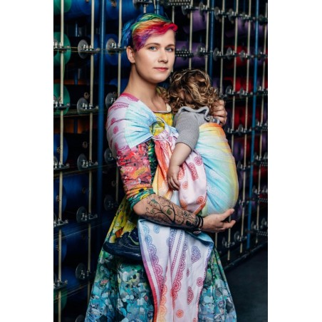 Sling Lennylamb Jacquard - Rainbow Lace