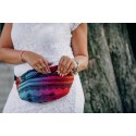 Sac banane large - Lennylamb - Rainbow Lace Dark