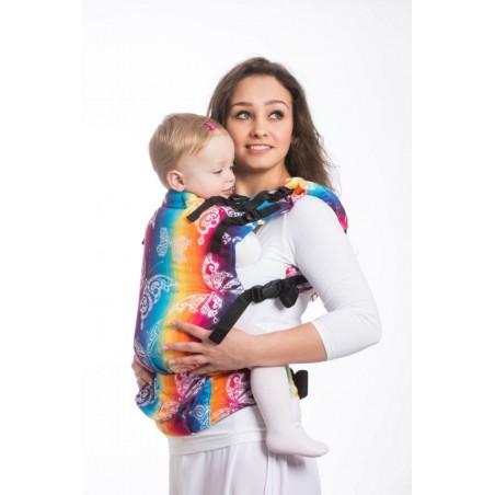 Porte bébé LennyUp - Winter Princessa - Lennylamb