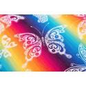 Echarpe Lennylamb - Butterfly Rainbow