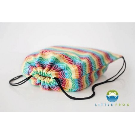 Sac de portage - Little Frog - Rainbow Cube