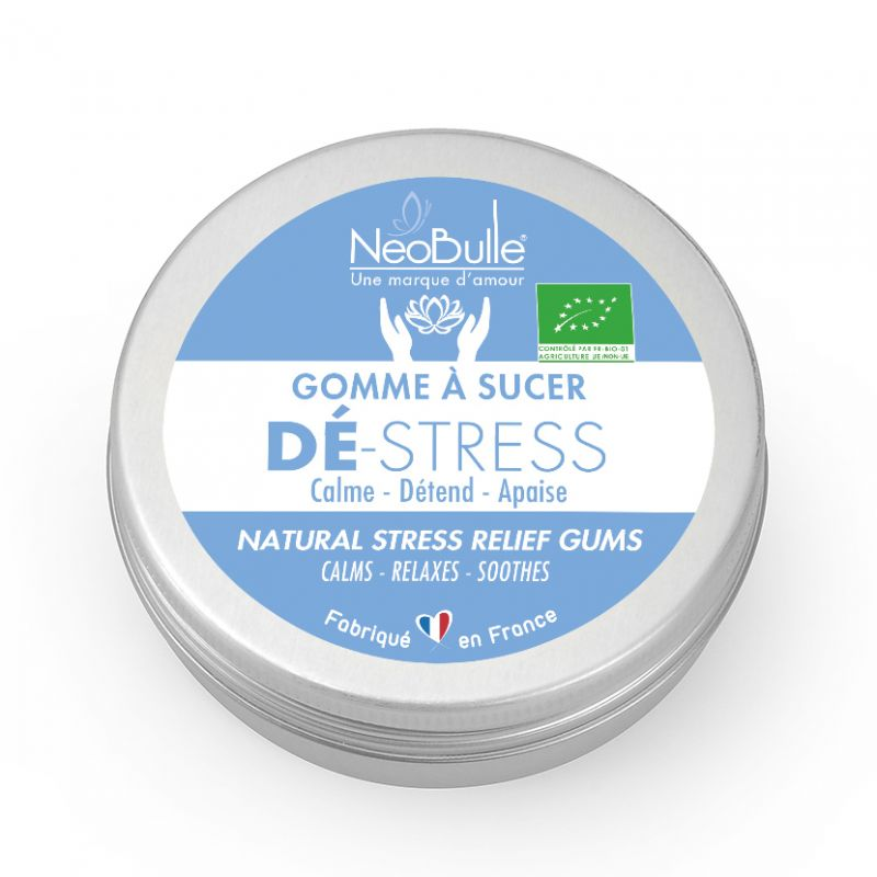 Gomme Dé-Stress - Néobulle - 1