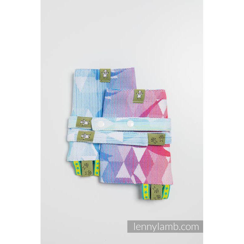 Protège bretelles - Lennylamb - Swallows Rainbow Light - 1