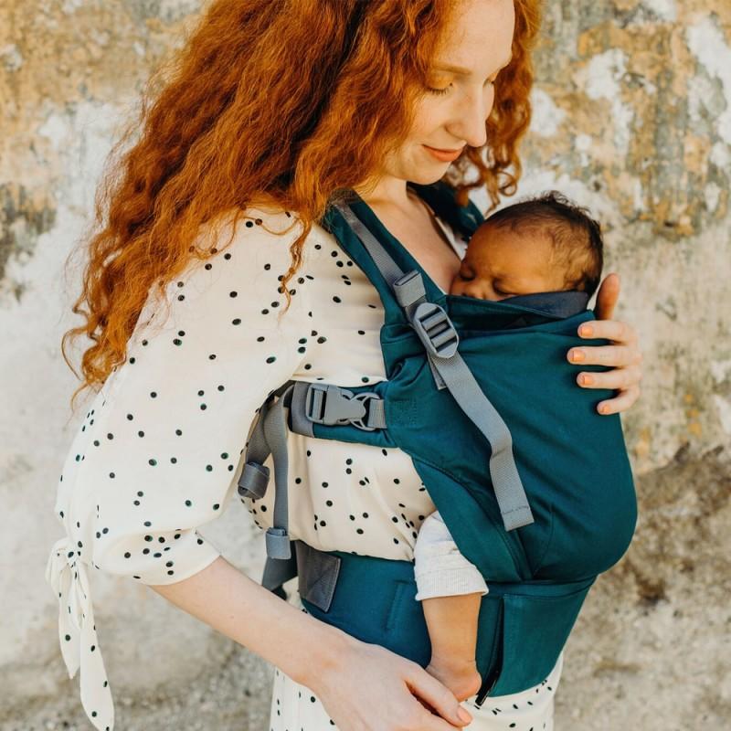 Porte bébé Boba X - Atlantic
