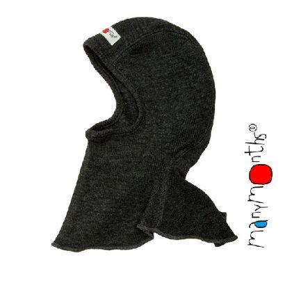 Cagoule Enfant - Foggy Black - Manymonths