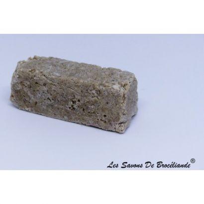 Shampoing solide non saponifié pour cheveux secs - Les Savons de Brocéliande