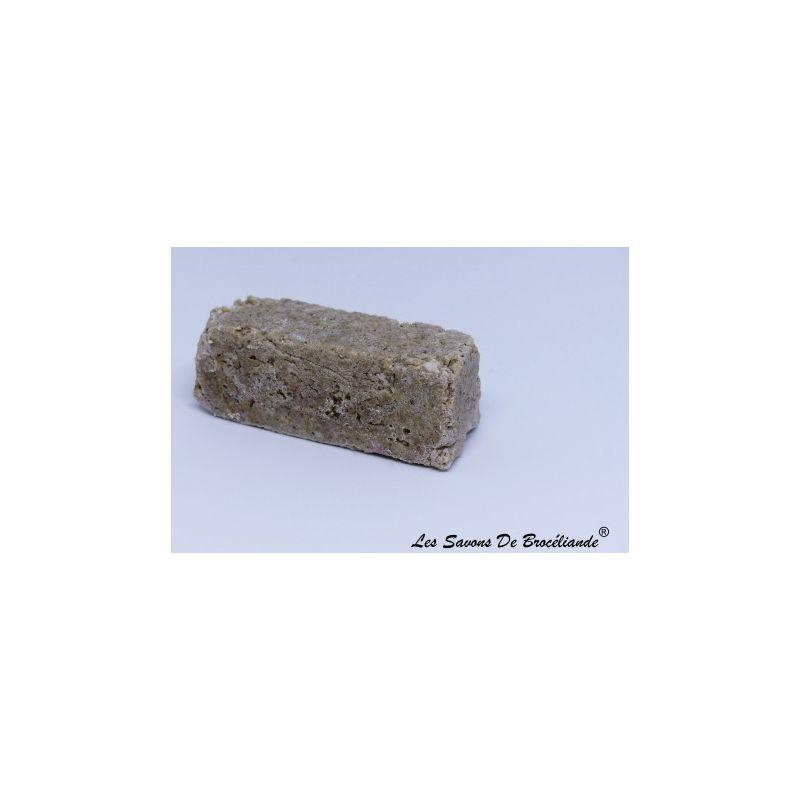Shampoing solide non saponifié pour cheveux secs - Les Savons de Brocéliande - 1