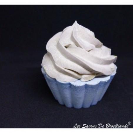 Savon Cupcake - Musc - Les Savons de Brocéliande