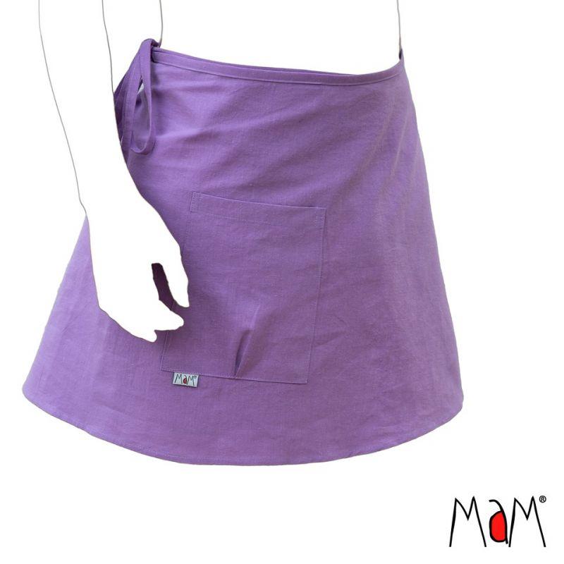 Jupe portefeuille adulte - Sheer Violet - MaM - 2