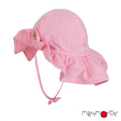 Chapeau d'été glamour - Strawberry milk - Manymonths - 1