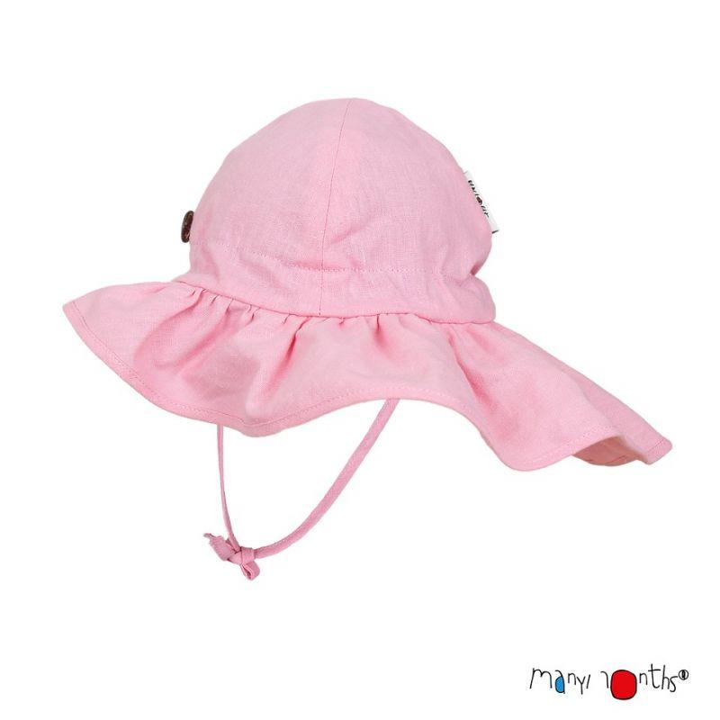 Chapeau d'été glamour - Strawberry milk - Manymonths - 2