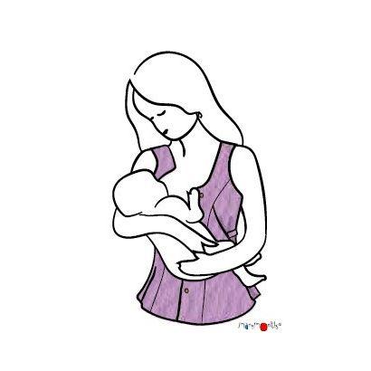Blouse femme - Sheer Violet - MaM - 3