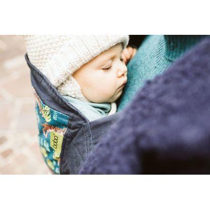 Porte bébé Boba 4GS - Bengal - 51