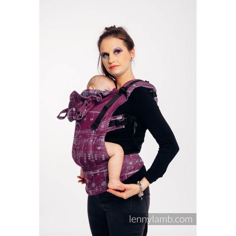 Porte-bébé LennyGo Toddler - Symphony the Pear of Love - Lennylamb - 1