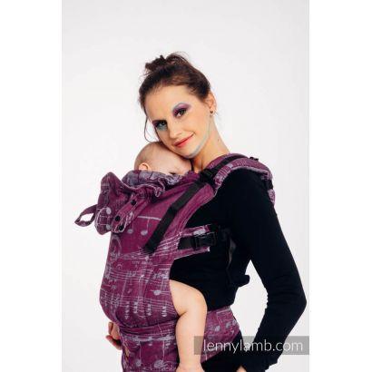 Porte-bébé LennyGo Toddler - Symphony the Pear of Love - Lennylamb - 6