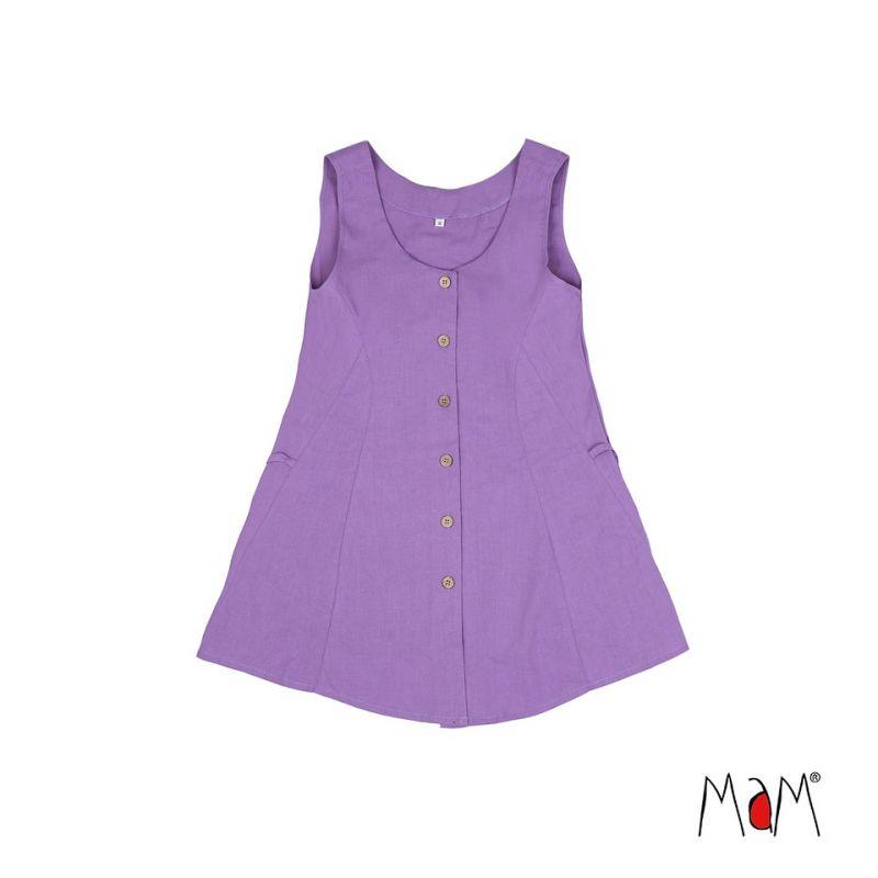 Blouse femme - Sheer Violet - MaM - 1
