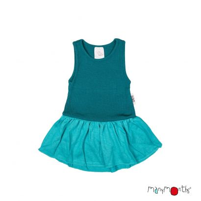 Robe Pinafore Fairy - Manymonths - 2