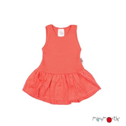 Robe Pinafore Fairy - Manymonths - 5