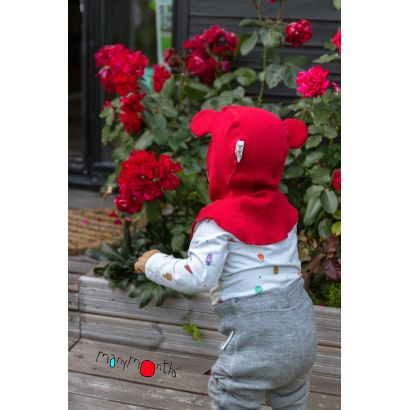 Cagoule Ourson - Manymonths - 4