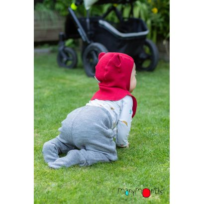 Cagoule Ourson - Manymonths - 3