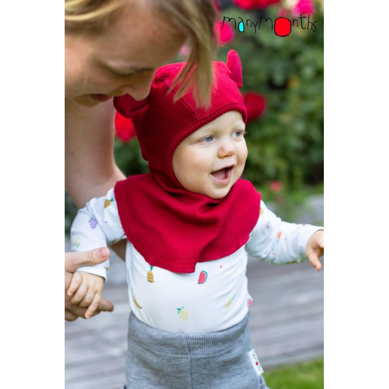 Cagoule Ourson - Manymonths - 1