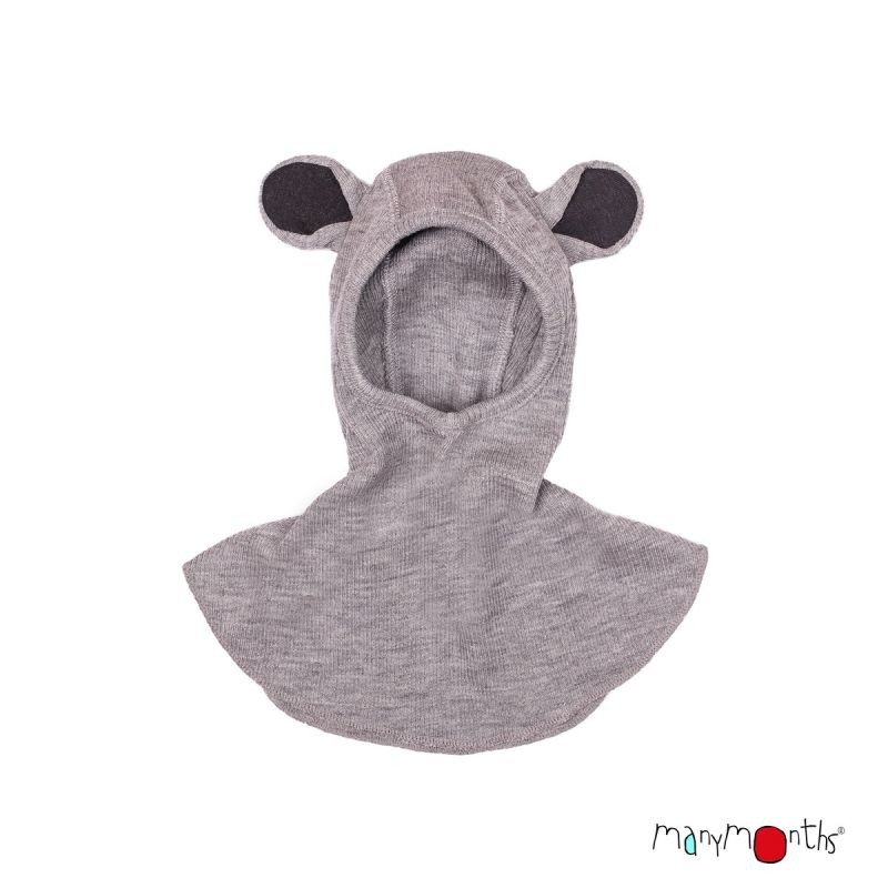Cagoule Ourson - Manymonths - 11