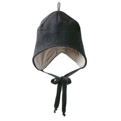 Chapeau en laine bouillie - Disana - 1