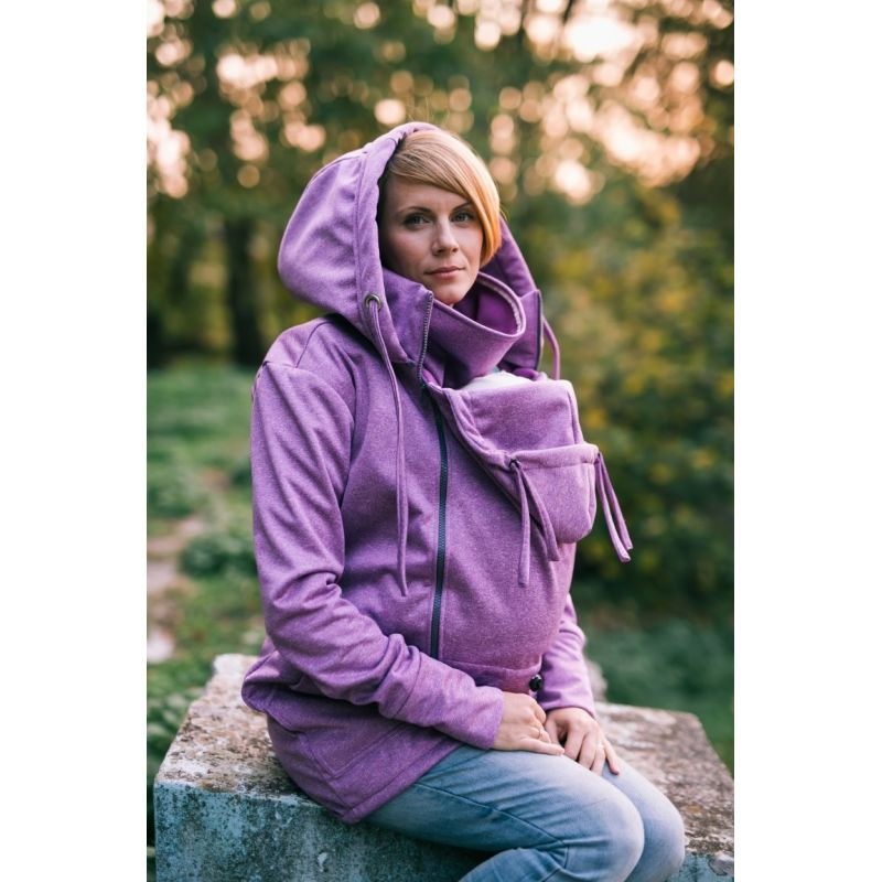 Manteau de portage Softshell - M - Be Lenka - 1