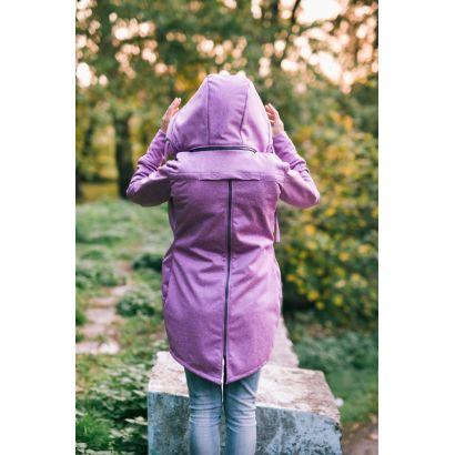 Manteau de portage Softshell - M - Be Lenka - 4
