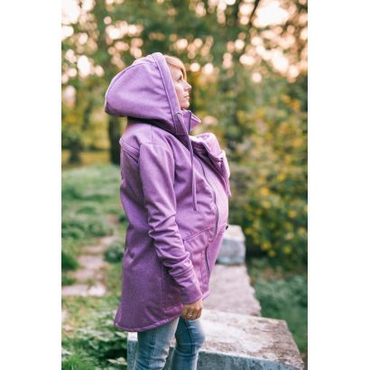 Manteau de portage Softshell - M - Be Lenka - 5